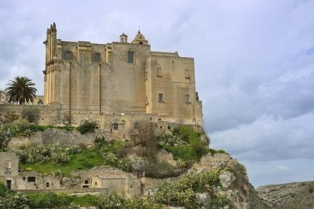Matera - a cave church