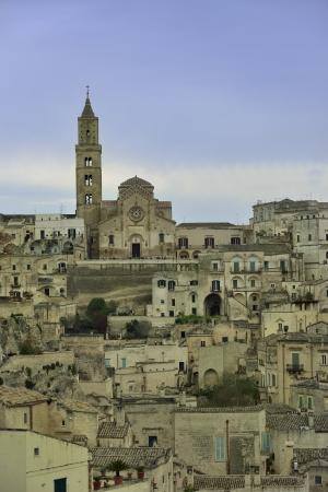 Matera - The ancient village