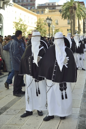 our lady of sorrows: Taranto - Holy Week Rites - Procession of Our Lady of Sorrows
