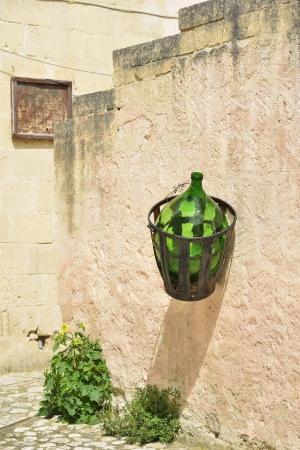 Matera - a glimpse of the Sassi