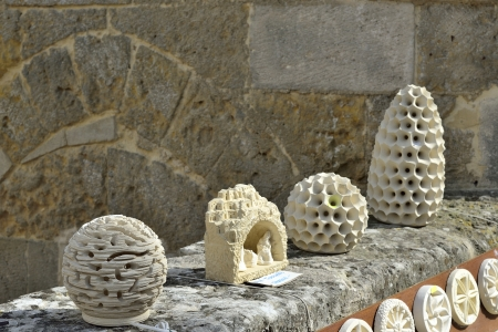 Matera - arts and crafts from local stone