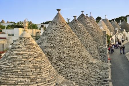 rurale: Alberobello - Trulli