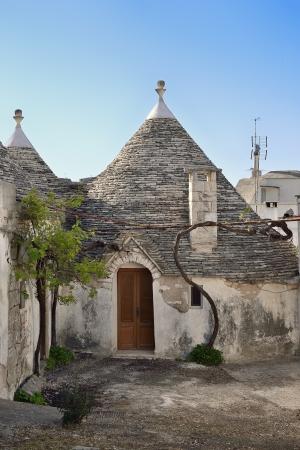 trulli: Alberobello - Trulli