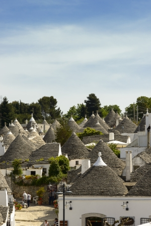 Alberobello - Panoramic view
