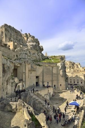 Matera - Sassi Imagens