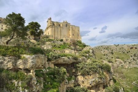 sassi: Matera - panorama rock