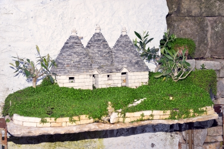 Alberobello - Local crafts photo