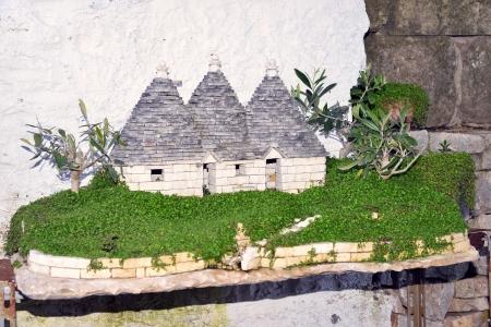 rurale: Alberobello - Local crafts