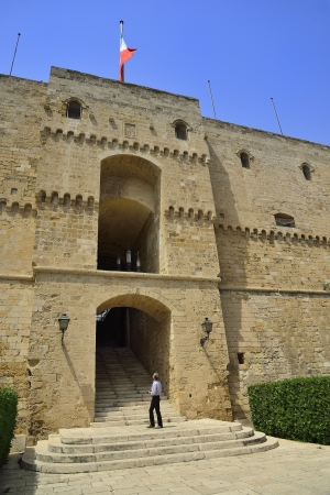 Taranto - the Aragonese castle