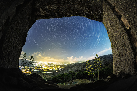 slits: Startrails from the Fortress