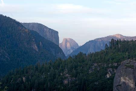 half dome: Half Dome at Yosemite National Park