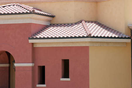 artdeco: Tuscany style home architectural detail