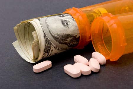 High cost of prescription medicine