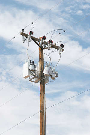 Power line Фото со стока