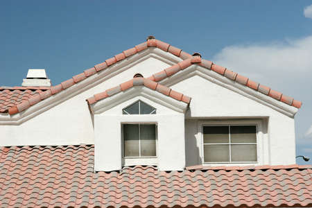 mediterranean homes: Southwestern house detail