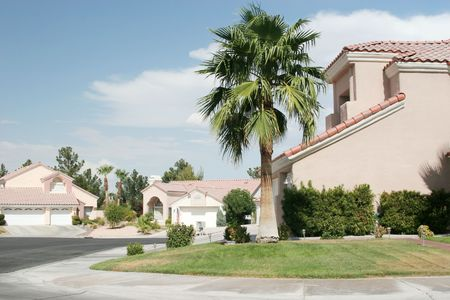 property: Homes in a southwest neighborhood