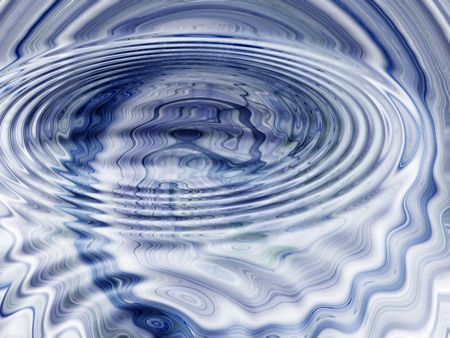 ripple effect: Colorful abstract background