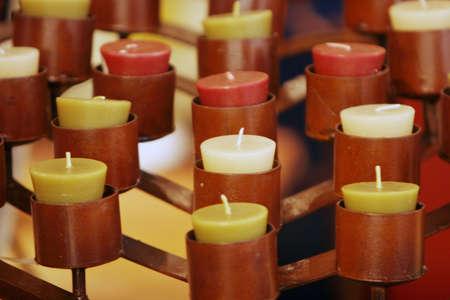 Candles Banco de Imagens