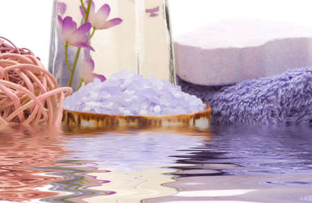 revitalize: Various spa and bath objects