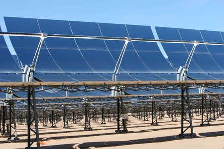 대체 에너지 태양 광 패널
