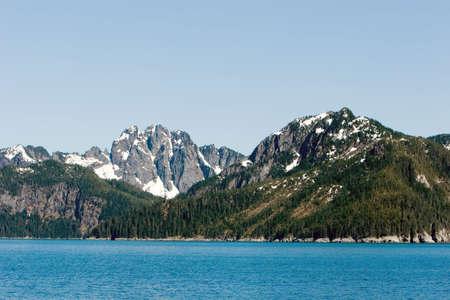 Beautiful Alaskan landscape photo