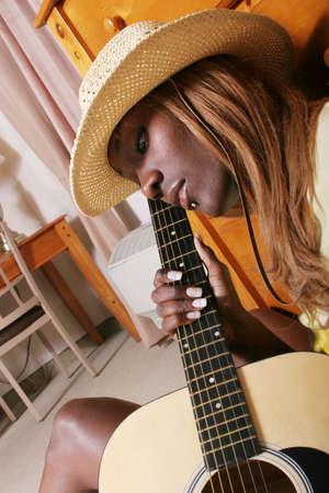 guitarra sexy: Guitarrista sexy