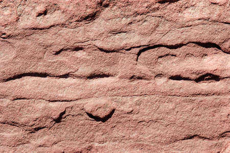 Red textured sandstone background