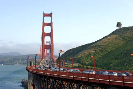 San Francisco Golden Gate Bridge Stock Photo - 3171213