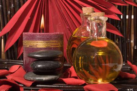 insent: Essential body  oils in bottles
