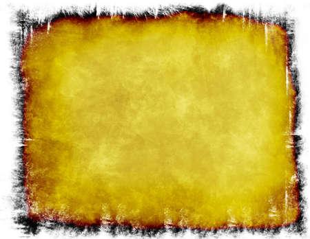 edges: grunge background design with burnt edges
