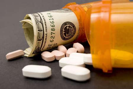 High cost of prescription medicine photo