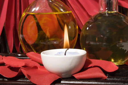 insent: Essential body  oils and candles