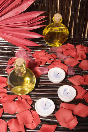 insent: Essential body massage oils and candles