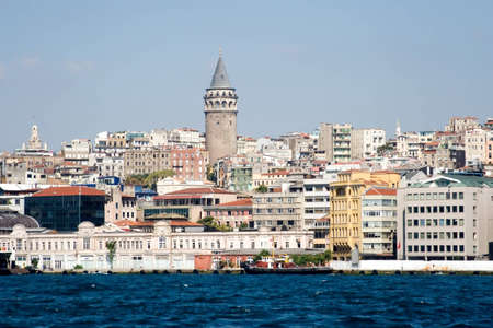 City view of Istanbul