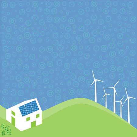 Clean energy Stock fotó - 4627973