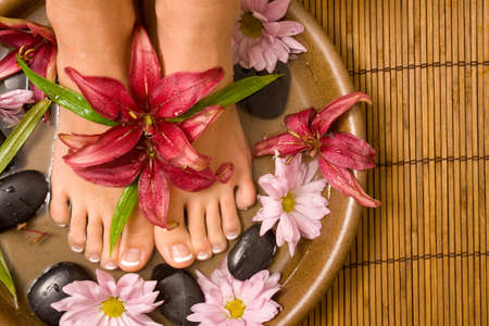 pedicura: Footcare y mimos en el spa
