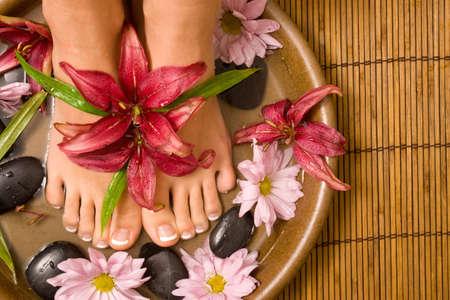 pedicura: Footcare y mimos en el spa