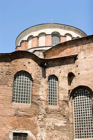 이스탄불, 터키에 오래 된 건물 스톡 콘텐츠