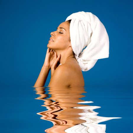 rejuvenating: Bella donna in giornata spa