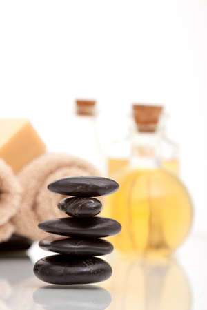 lastone: Lastone therapy stones with spa objects