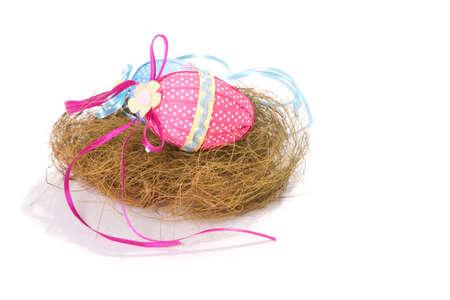 Dekorativ Easter eggs Studio shot Standard-Bild - 9002671