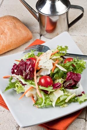 salad Фото со стока - 11371462