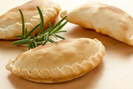 traditional recipe of south america - empanada Stock Photo - 22751851