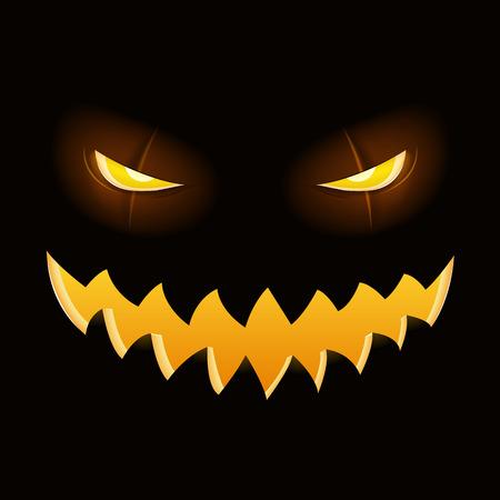 eps 10: Halloween Pumpkin. EPS 10 file