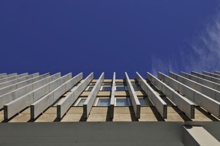 blau: Facade