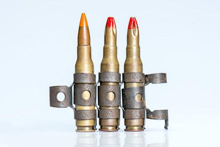 the vest: Old small vest rifle bullets