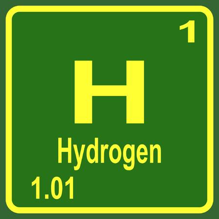 HIDROGENO: Tabla Periódica de los Elementos - El hidrógeno