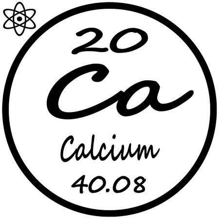 Periodic Table of Elements - Calcium
