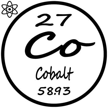 cobalt: Periodic Table of Elements - Cobalt