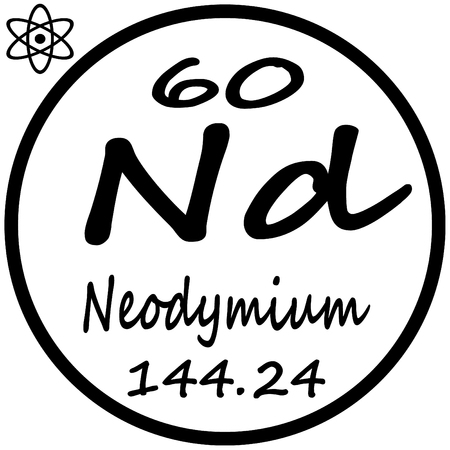 periodic table of the elements: Periodic Table of Elements - Neodymium